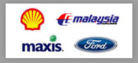 market research project Shell, MAS, Maxis and Ford